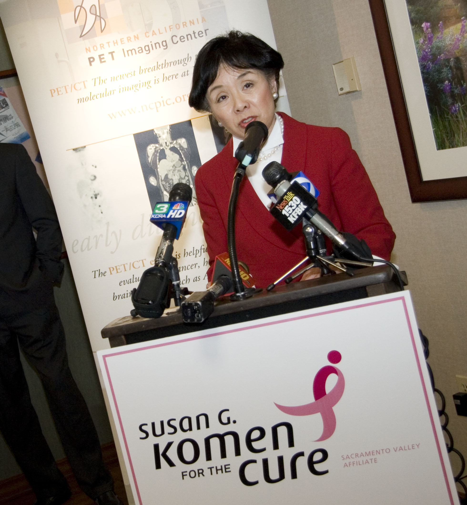 Congresswoman Doris Matsui | Susan G. Komen for the Cure